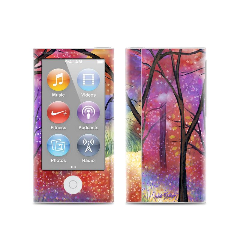 Moon Meadow iPod nano 7th Gen Skin