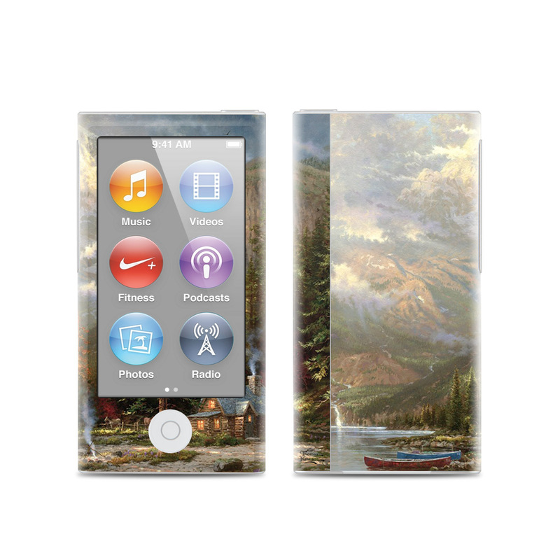 Mountain Majesty iPod nano 7th Gen Skin