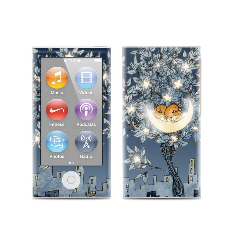 Nesting iPod nano 7th Gen Skin