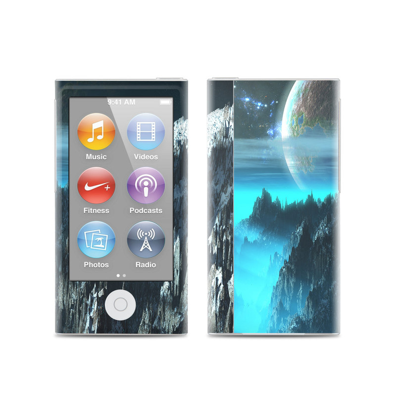Path To The Stars iPod nano 7th Gen Skin