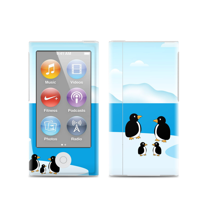 Penguins iPod nano 7th Gen Skin