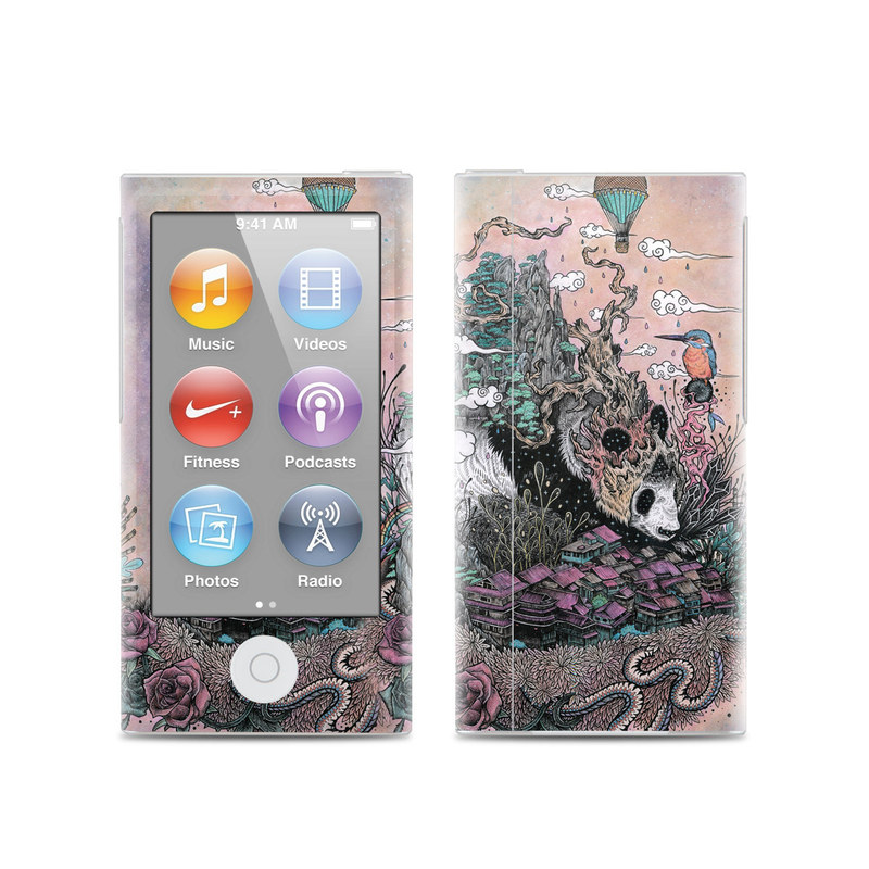Sleeping Giant iPod nano 7th Gen Skin