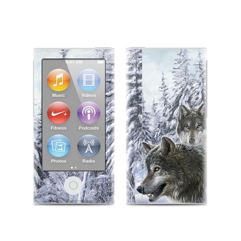 Snow Wolves iPod nano 7th Gen Skin