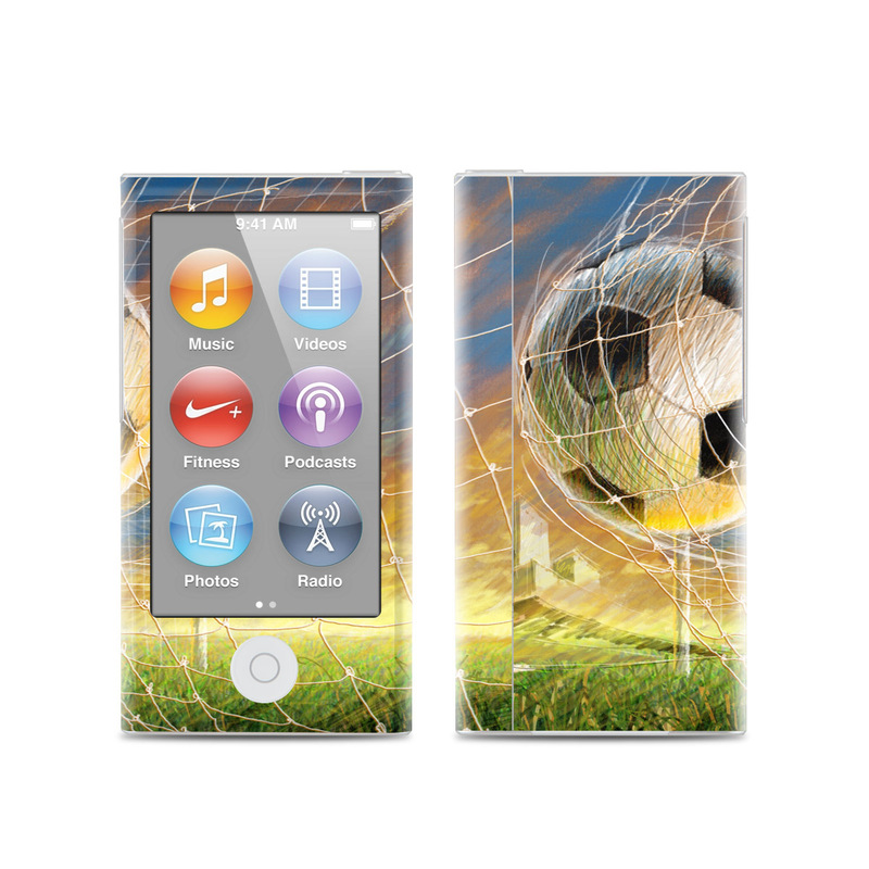 Soccer iPod nano 7th Gen Skin
