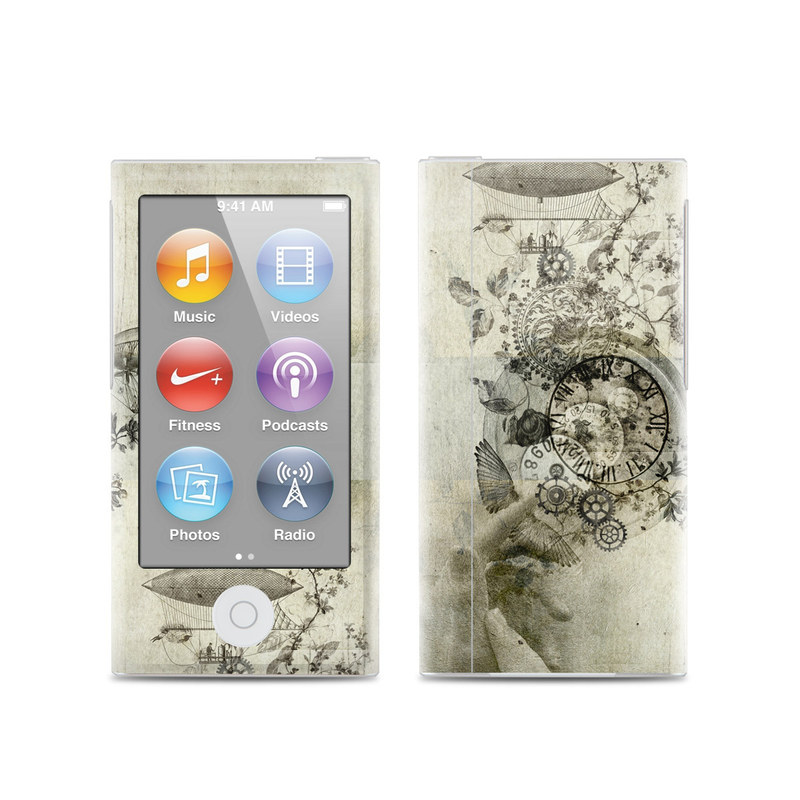 Steamtime iPod nano 7th Gen Skin