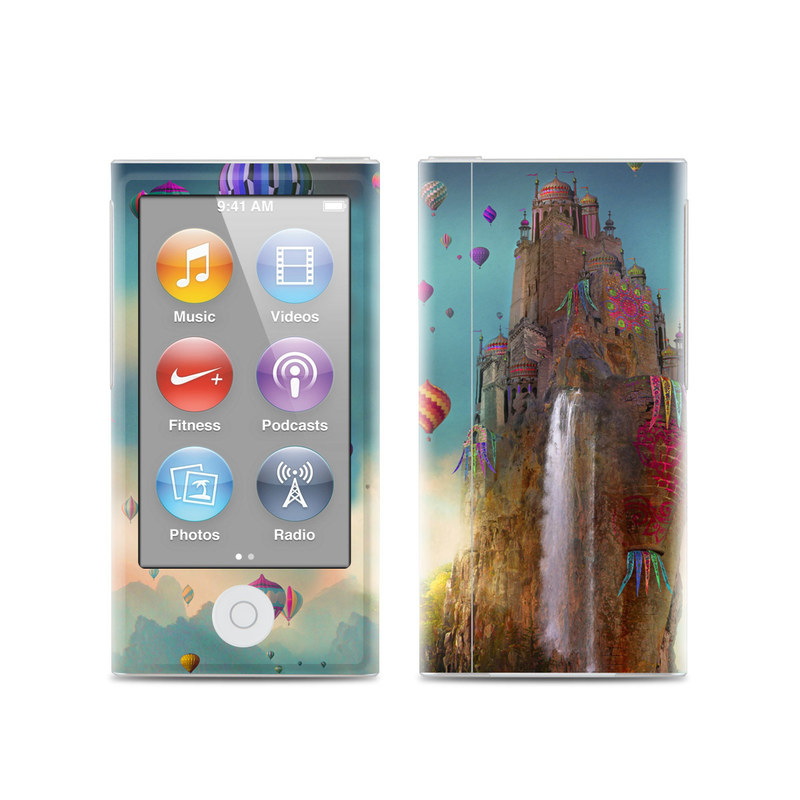 The Festival iPod nano 7th Gen Skin