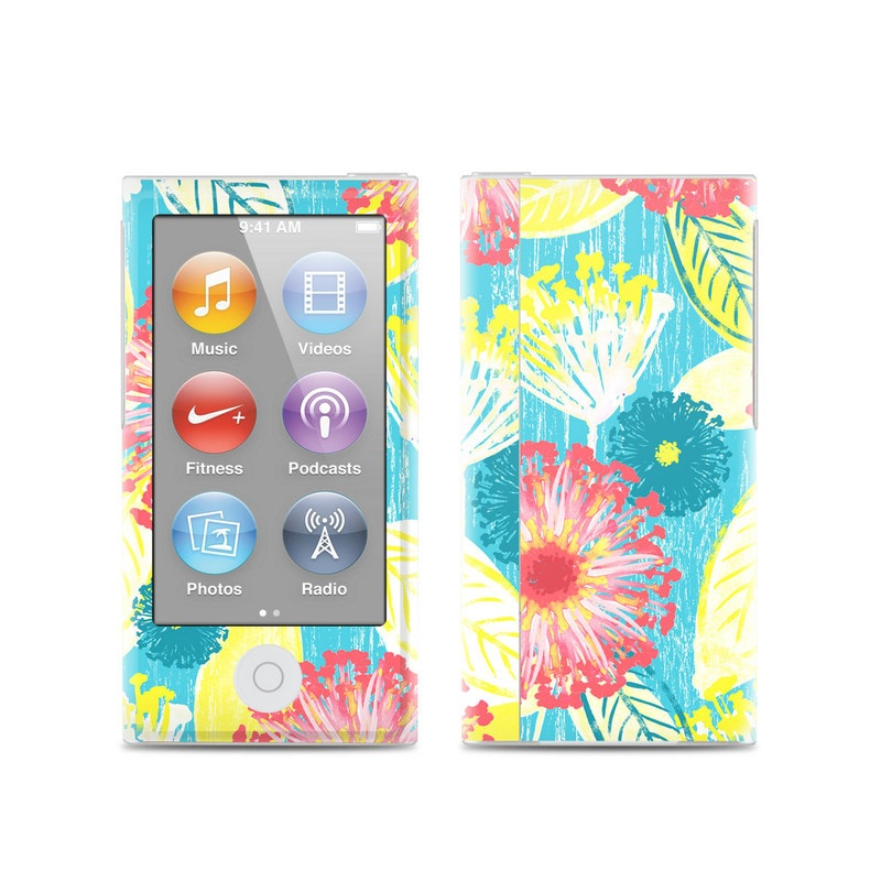 Tickled Peach iPod nano 7th Gen Skin