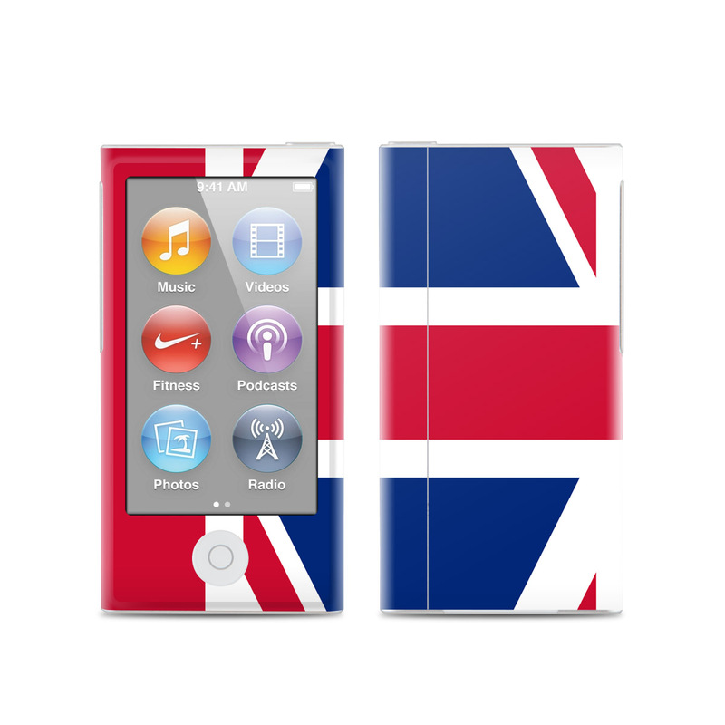 Union Jack iPod nano 7th Gen Skin