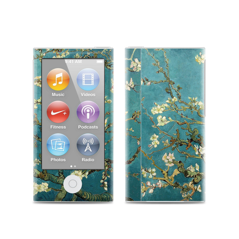 Blossoming Almond Tree iPod nano 7th Gen Skin