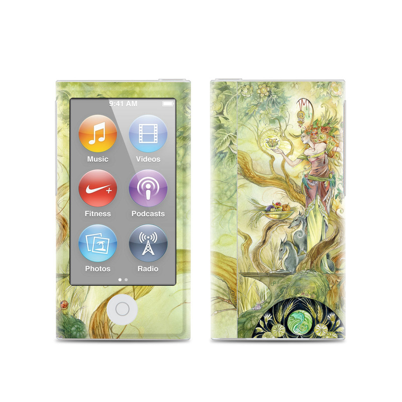 Virgo iPod nano 7th Gen Skin