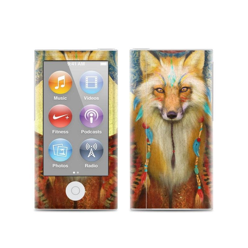 Wise Fox iPod nano 7th Gen Skin