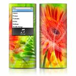 Gerbera iPod nano 4th Gen Skin