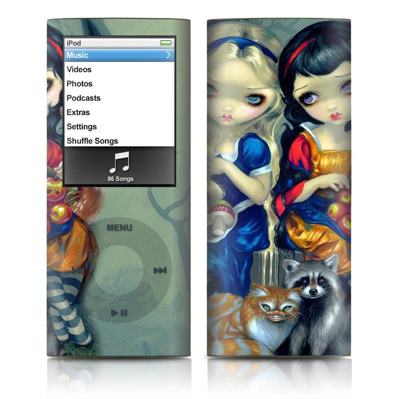 Alice & Snow White iPod nano 4th Gen Skin