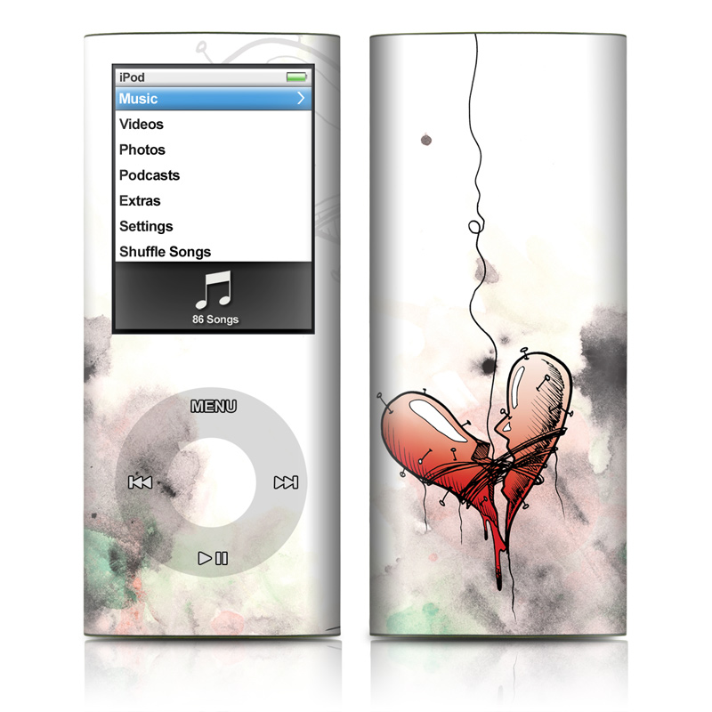 Blood Ties iPod nano 4th Gen Skin