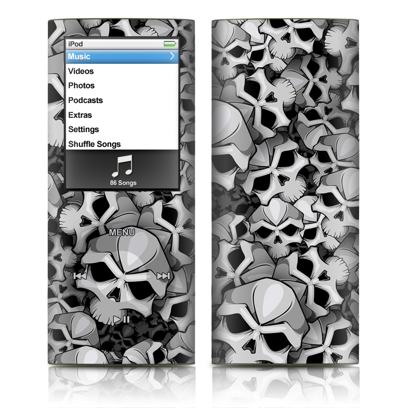 Bones iPod nano 4th Gen Skin