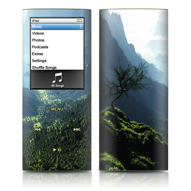 Highland Spring iPod nano 4th Gen Skin