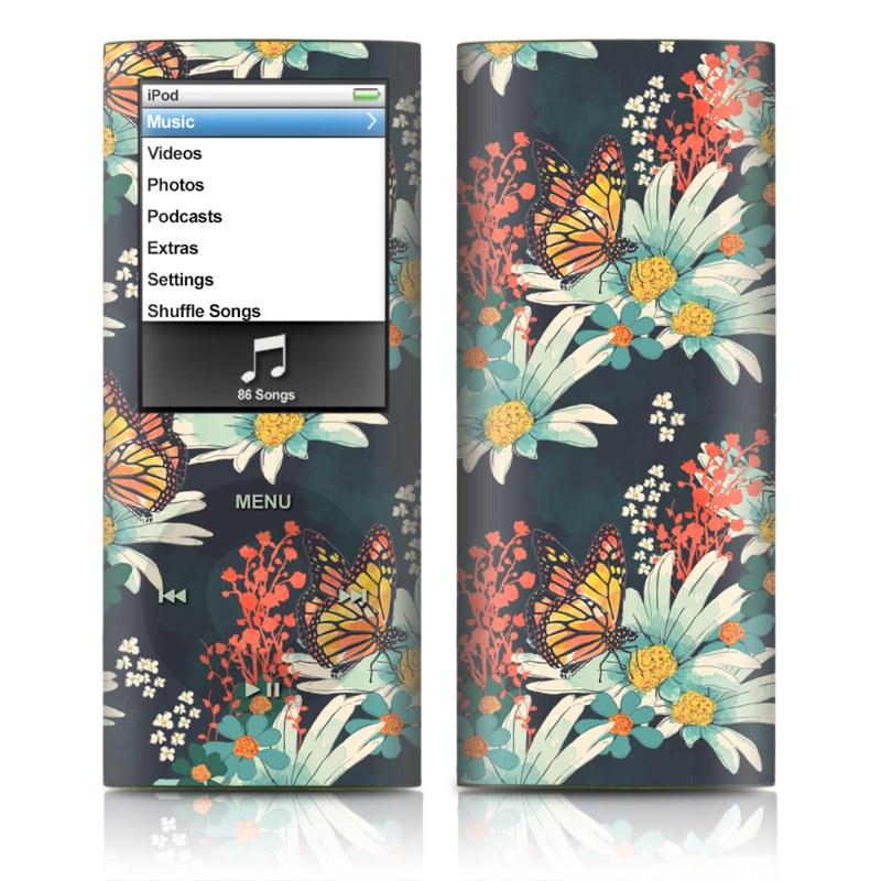 Monarch Grove iPod nano 4th Gen Skin
