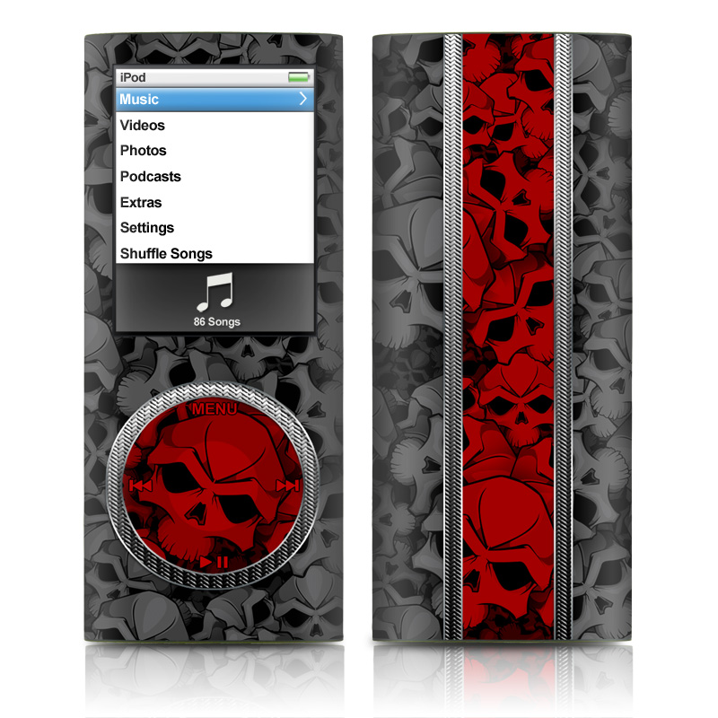 Nunzio iPod nano 4th Gen Skin