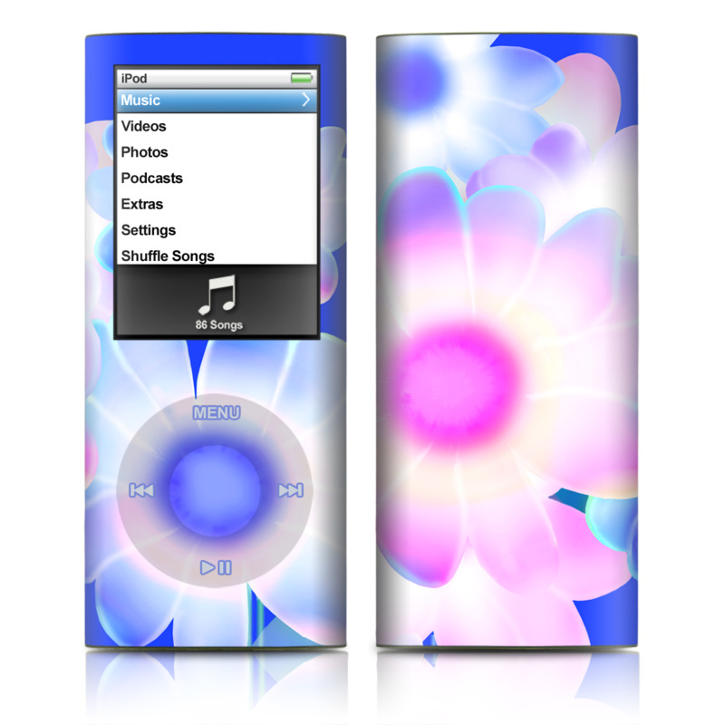 Oopsy Daisy iPod nano 4th Gen Skin