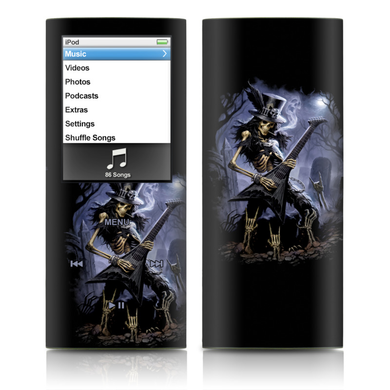 Play Dead iPod nano 4th Gen Skin