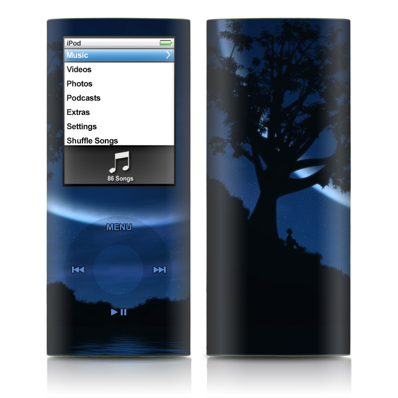 Reverie iPod nano 4th Gen Skin