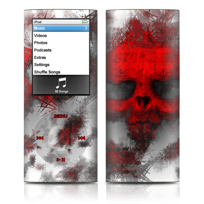 War Light iPod nano 4th Gen Skin