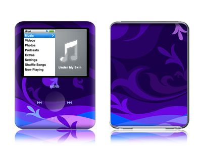 Arabian Night iPod nano 3rd Gen Skin