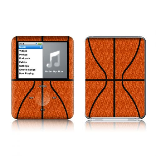 Basketball iPod nano 3rd Gen Skin