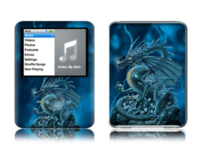 Abolisher iPod nano 3rd Gen Skin