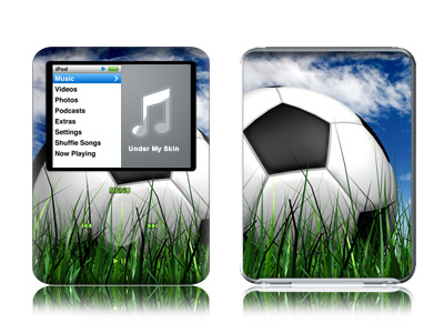 Advantage iPod nano 3rd Gen Skin