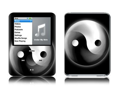 Balance iPod nano 3rd Gen Skin