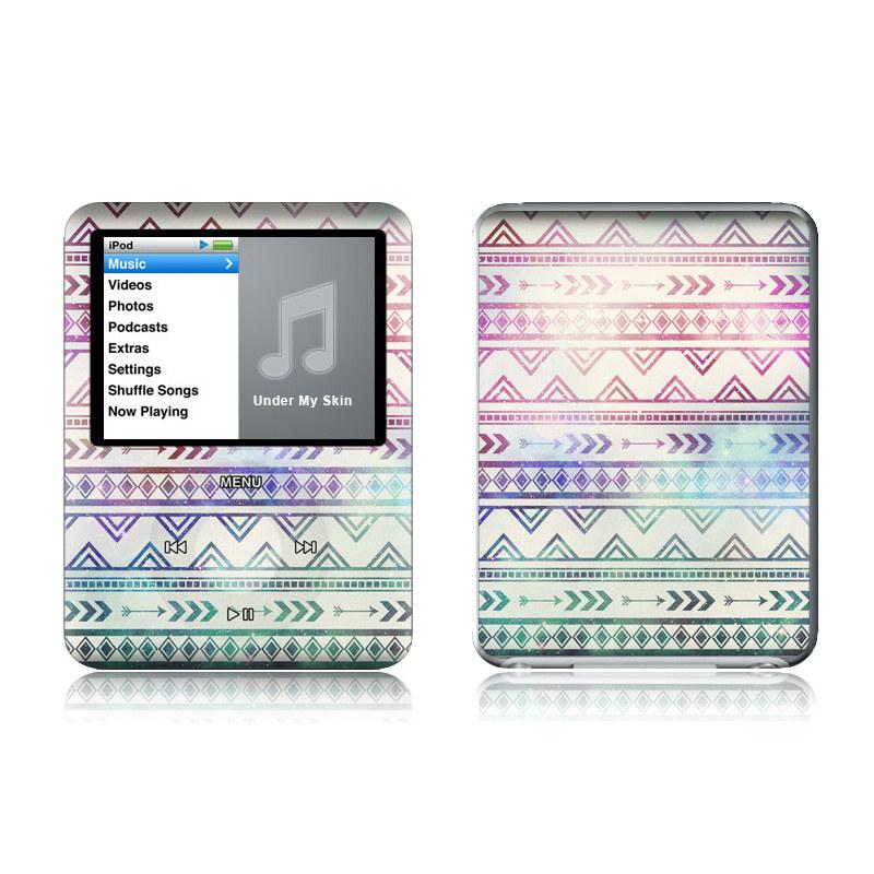 Bohemian iPod nano 3rd Gen Skin