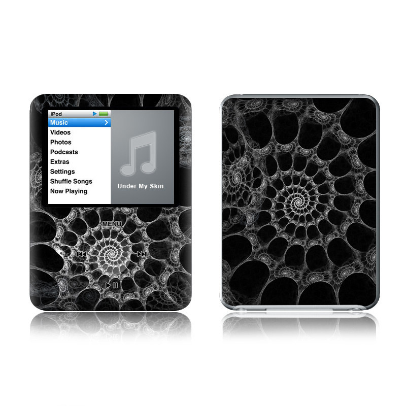 Bicycle Chain iPod nano 3rd Gen Skin