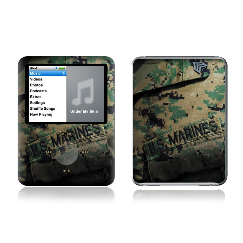 Courage iPod nano 3rd Gen Skin