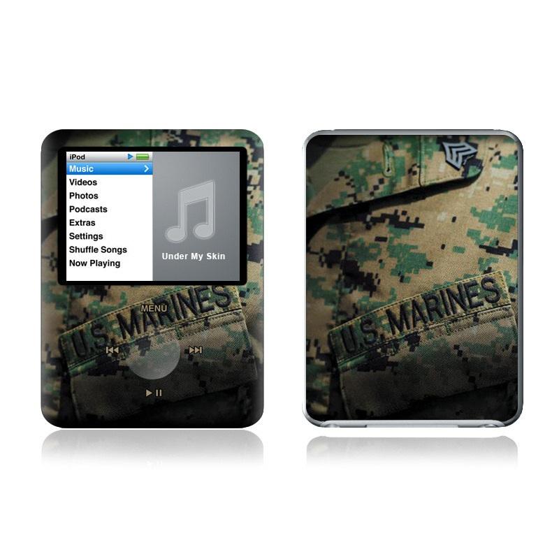 Courage iPod nano 3rd Gen Skin