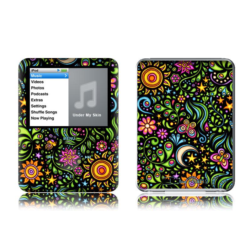 Nature Ditzy iPod nano 3rd Gen Skin
