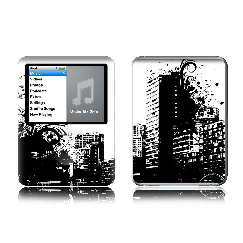 Rock This Town iPod nano 3rd Gen Skin