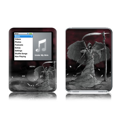 Time is Up iPod nano 3rd Gen Skin