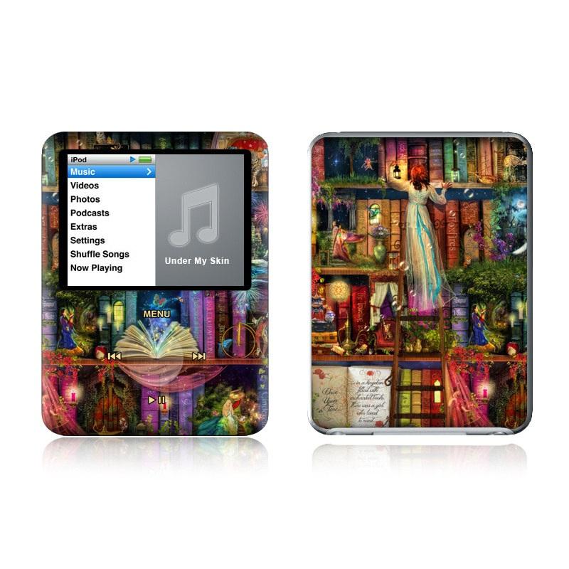 Treasure Hunt iPod nano 3rd Gen Skin