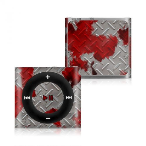 Accident iPod shuffle 4th Gen Skin