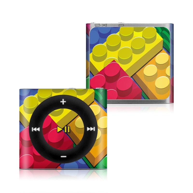 Bricks iPod shuffle 4th Gen Skin