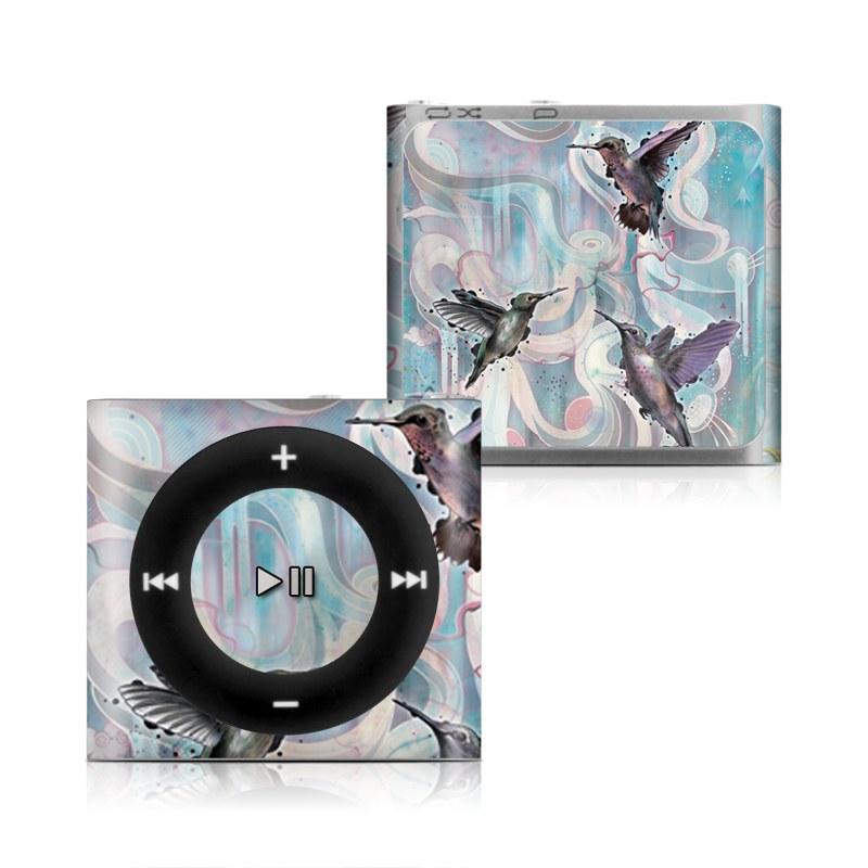 Hummingbirds iPod shuffle 4th Gen Skin