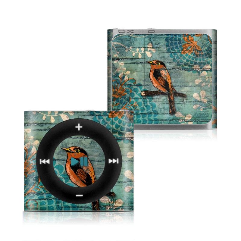 Morning Harmony iPod shuffle 4th Gen Skin