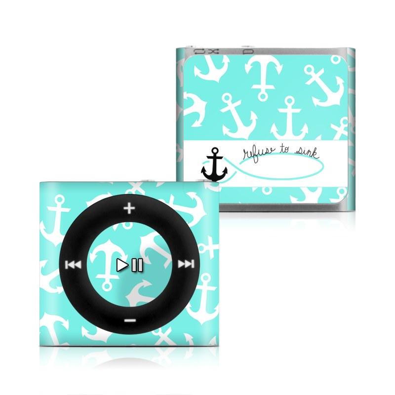 Refuse to Sink iPod shuffle 4th Gen Skin