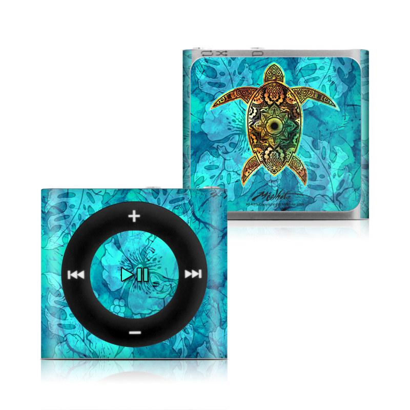 Sacred Honu iPod shuffle 4th Gen Skin