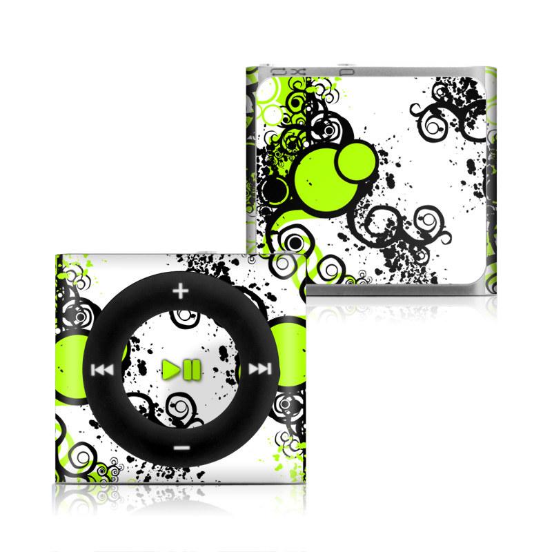 Simply Green iPod shuffle 4th Gen Skin