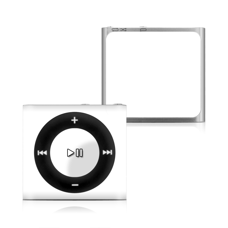 Solid State White iPod shuffle - 48.8KB