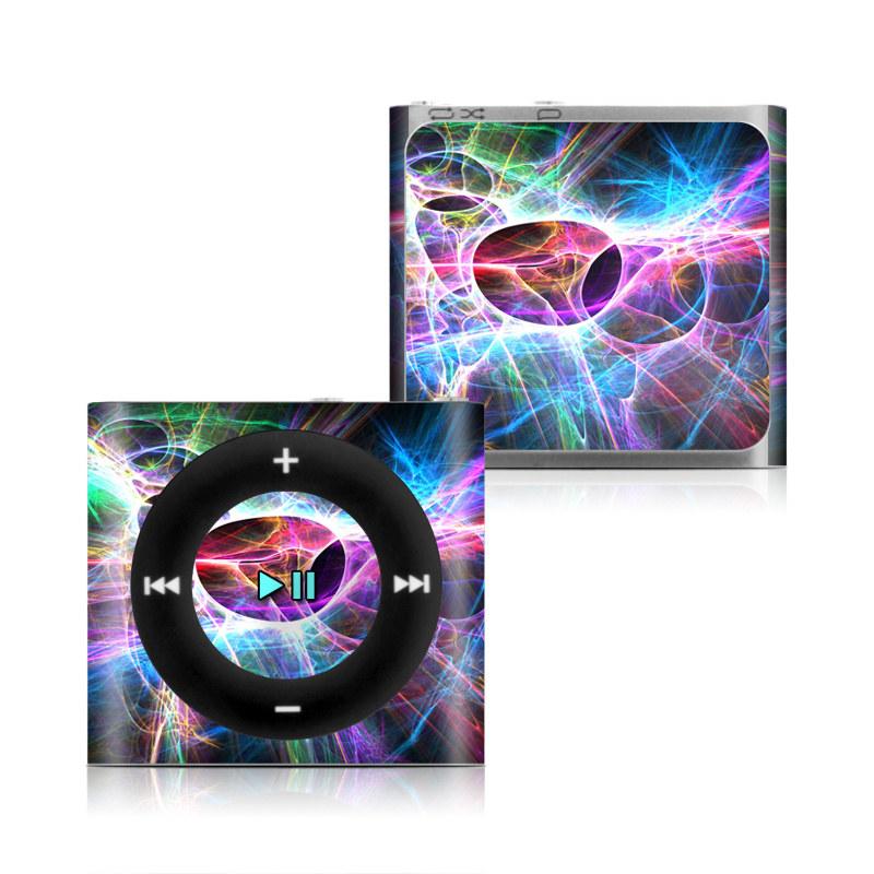 Static Discharge iPod shuffle 4th Gen Skin
