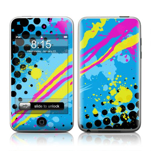 Acid iPod touch Skin