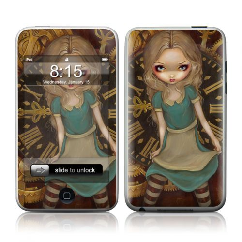 Alice Clockwork iPod touch Skin
